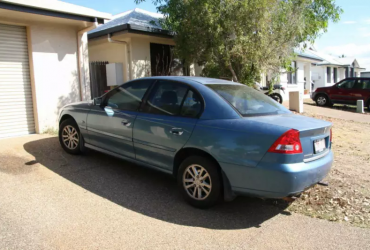 2004 Holden Commodore ACCLAIM Automatic Sedan