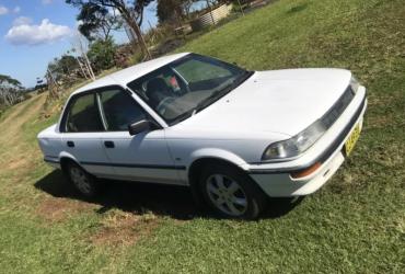 Toyota Corolla 1989 Auto
