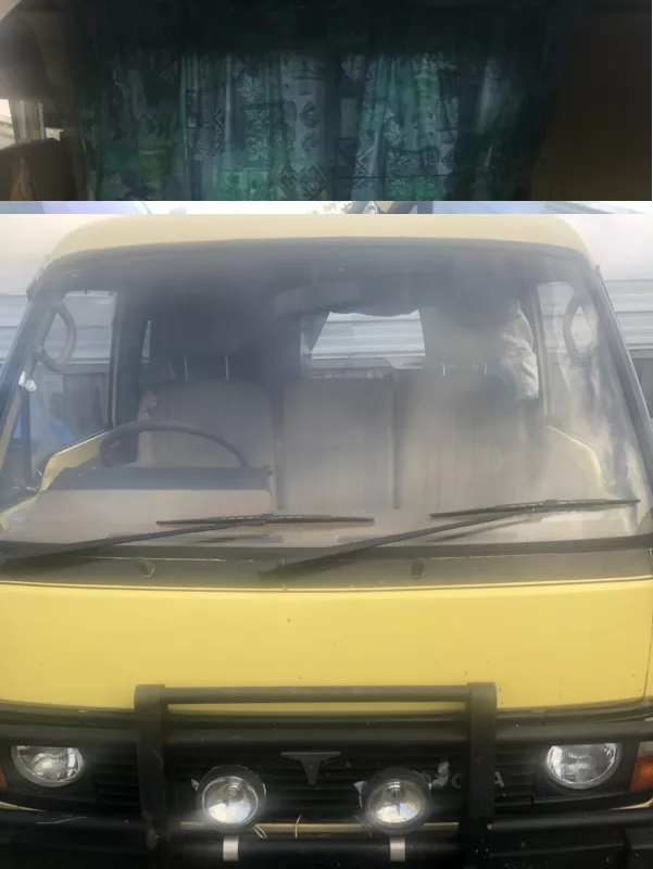 Dropped to $700 CAMPERVAN Toyota hiace