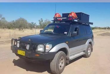 Travel mate WA Katherine-Broom-Perth